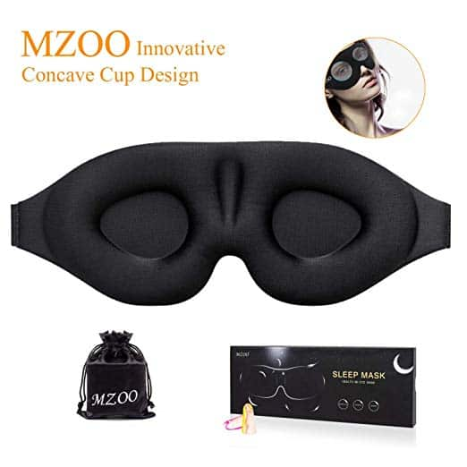Sleep eye mask for Men and Women by MZOO