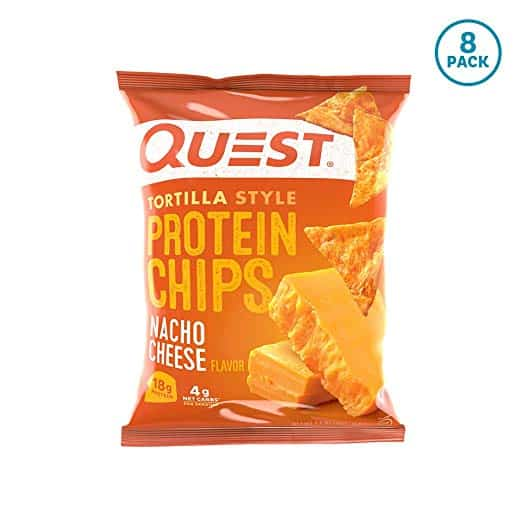 Tortilla Style Protein Chip by Quest Nutrition