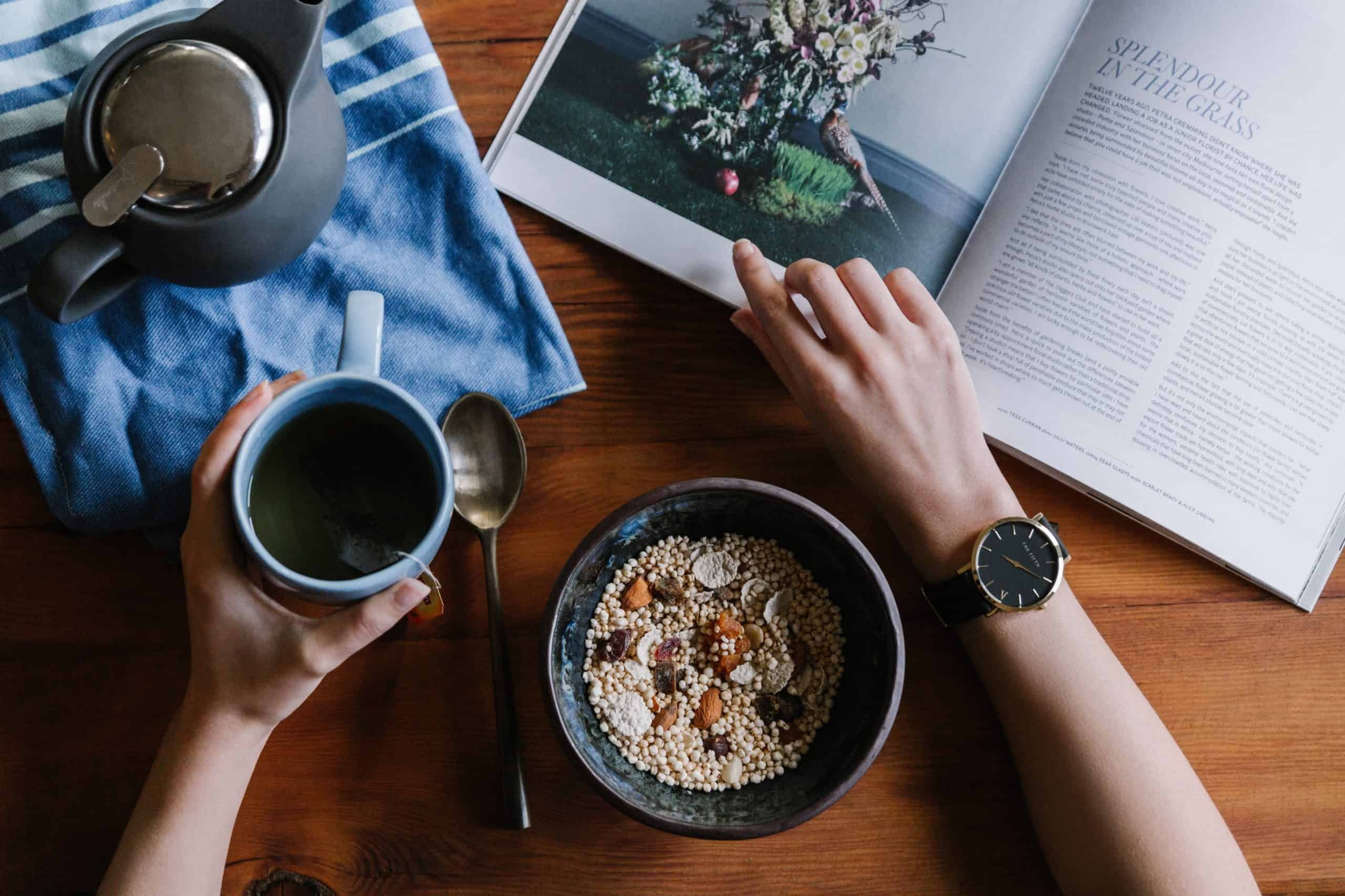 6 Ways To Fit Healthy Habits Into Your Hectic Life