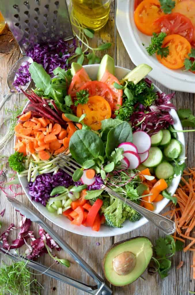 What Healthy Eating Habits is about